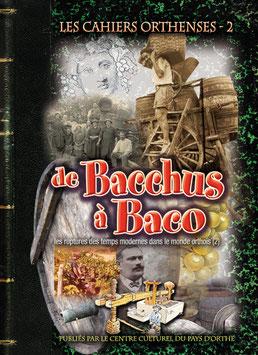 DE BACCHUS À BACO