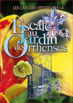 ESCALE AU JARDIN DES ORTHENSES