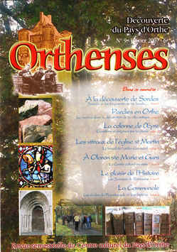 ORTHENSES N°9 - Janvier 2007