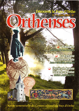 ORTHENSES N°12 - Juillet 2008