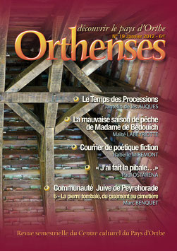 ORTHENSES N°19 - Janvier 2012
