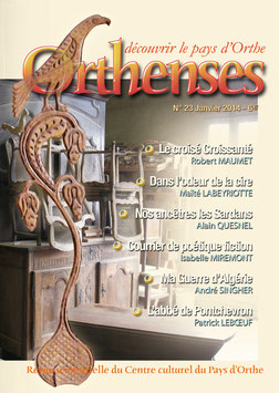 ORTHENSES N°23 - Janvier 2014