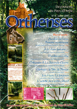 ORTHENSES N°8 - Juillet 2006