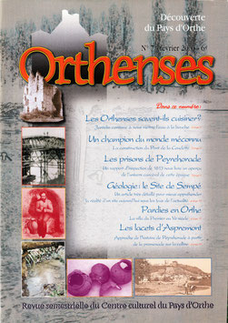 ORTHENSES N°7 - Janvier 2006
