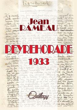 PEYREHORADE de Jean RAMEAU