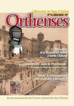 ORTHENSES N°14 - Juillet 2009