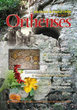 ORTHENSES N°16 - Été 2010
