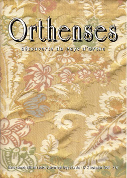 ORTHENSES N°2 - Juillet 2003