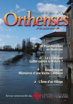 ORTHENSES N°32- Décembre 2018