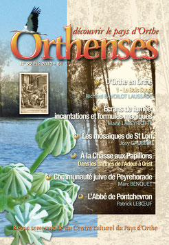 ORTHENSES N°22 - Été 2013