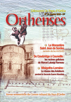 ORTHENSES N°13 - Janvier 2009