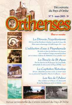 ORTHENSES N°5 - Janvier 2005