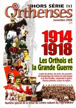 1914-1918 Les Orthois dans la Grande Guerre