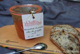 Marmelade de pêches, clou de girofle 2019