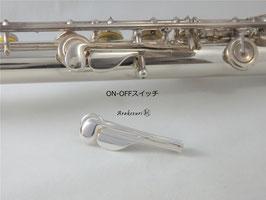 ON-OFFスイッチ【ブローチ】