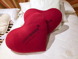 Zirbenkissen Herz