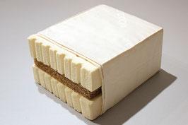 Naturmatratze mit 5 cm Latex / 3 cm Kokos / 5 cm Latex
