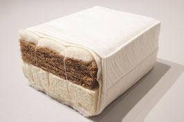 Naturmatratze 5 cm Latex / 5 cm Kokos