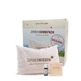 """Zirben """"Gute Nacht"""" Set"""