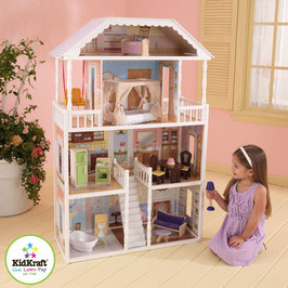 Casita de muñecas Kidkraft Savannah Dollhouse