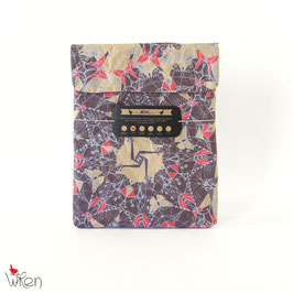 Moths Scarlet iPad & Tablet Sleeve