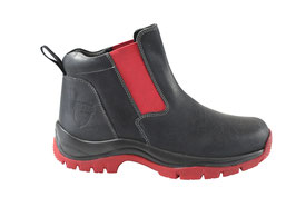 HILBAR //ONE Boots-RW1, rot