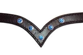 """Hilbar V-Kopfstück, """"Blue Diamond"""""""