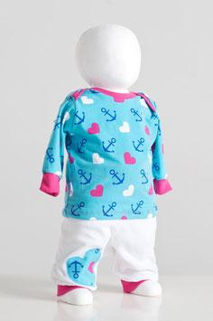 Babyshirt langarm