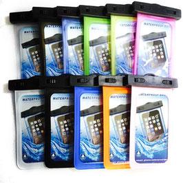 商品名:【ダイビング5M防水】★iPhone6/android等 各種スマホ対応 ネックストラップ&アームバンド付 防水防塵保護ケース