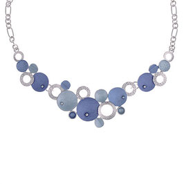 "Collier ""Blue Nights"""