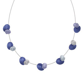 "Collier ""Blue Sea"""