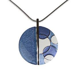 "Collier ""Archimedes | blau"""