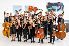 Eintrittskarte: Junge Streicherakademie Mainz