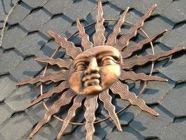 Sonne aus Kupfer