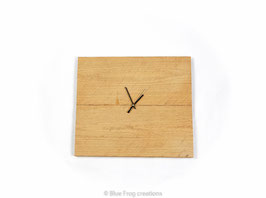 Clock - Oak