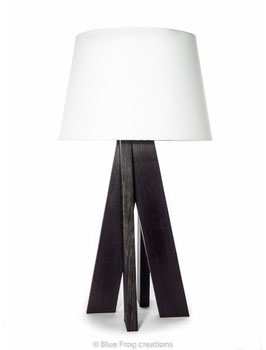 Table Lamp Eleganza - Wenge