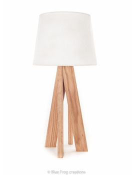 Table Lamp Eleganza - Oak
