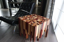 Patchwork Side Table