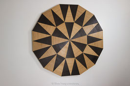 12 sided wall art
