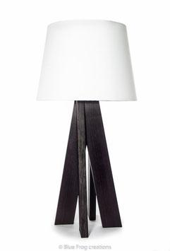 Tafellamp Eleganza - Wenge
