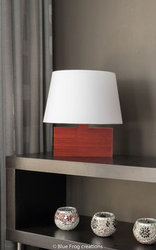 Table Lamp Tari - Padauk