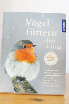 Vögel füttern – aber richtig