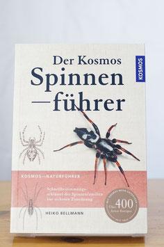 Der Kosmos Spinnenführer