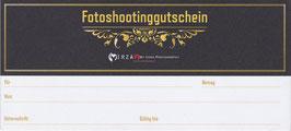 Fotoshooting Gutschein