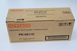 Toner UTAX PK-5011C cyan für P-C3060 MFP, P-C3061 DN, P-C3065 MFP, original