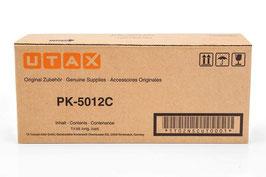 Toner UTAX PK-5012C Cyan für P-C3560DN  P-C 3560 i MFP P-C 3565 i MFP  original