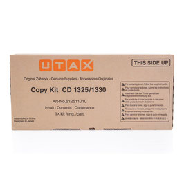 Copy Kit UTAX CD-1325/1330 für Utax 1325, 1330  original