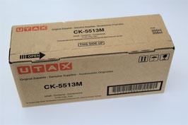 Toner UTAX CK-5513M Magenta für Utax 355 Ci, 356 Ci  original