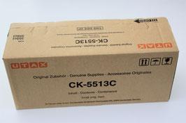 Toner UTAX CK-5513C  Cyan für Utax 355 Ci, 356 Ci  original