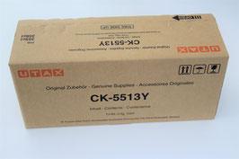 Toner UTAX CK-5513Y  Yellow für Utax 355 Ci, 356 Ci  original